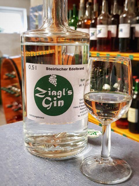 Ziagls Gin
